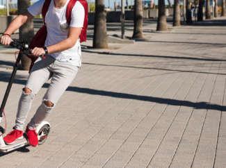 Seguros para patinetes y bicis