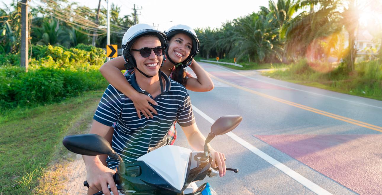 Seguros para moto