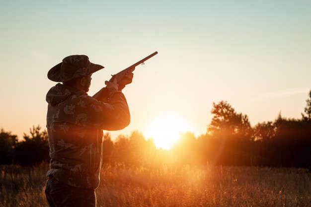Seguro de caza y pesca